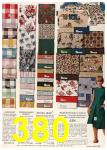 1964 Sears Spring Summer Catalog, Page 380