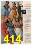 1961 Sears Spring Summer Catalog, Page 414