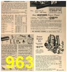 1964 Sears Spring Summer Catalog, Page 963
