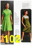1967 Sears Spring Summer Catalog, Page 102