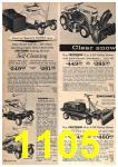 1963 Sears Fall Winter Catalog, Page 1105