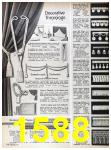1967 Sears Fall Winter Catalog, Page 1588
