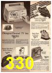 1966 Montgomery Ward Christmas Book, Page 330