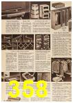1963 Sears Fall Winter Catalog, Page 358