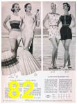 1957 Sears Spring Summer Catalog, Page 82