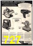 1975 Sears Spring Summer Catalog, Page 727