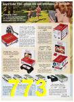 1967 Sears Spring Summer Catalog, Page 773
