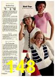 1974 Sears Spring Summer Catalog, Page 148
