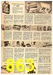 1962 Sears Fall Winter Catalog, Page 863
