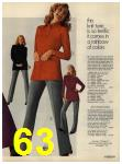 1972 Sears Fall Winter Catalog, Page 63