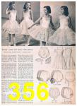 1957 Sears Spring Summer Catalog, Page 356