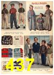 1958 Sears Spring Summer Catalog, Page 437