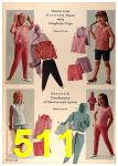 1964 Sears Spring Summer Catalog, Page 511