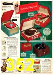 1954 Sears Christmas Book, Page 352