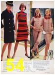 1967 Sears Fall Winter Catalog, Page 54