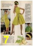 1962 Sears Spring Summer Catalog, Page 7