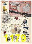 1958 Sears Fall Winter Catalog, Page 1179