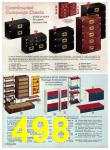 1971 Sears Fall Winter Catalog, Page 498