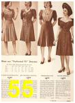 1942 Sears Spring Summer Catalog, Page 55