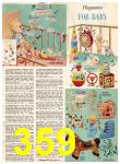1960 Montgomery Ward Christmas Book, Page 359