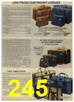1979 Sears Spring Summer Catalog, Page 245