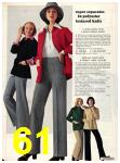 1973 Sears Fall Winter Catalog, Page 61
