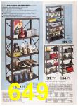 1989 Sears Home Annual Catalog, Page 649