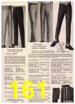 1965 Sears Fall Winter Catalog, Page 161