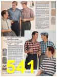 1957 Sears Spring Summer Catalog, Page 541