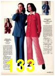 1975 Sears Fall Winter Catalog, Page 133