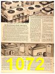 1956 Sears Fall Winter Catalog, Page 1072