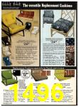 1974 Sears Fall Winter Catalog, Page 1496