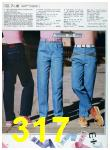 1985 Sears Spring Summer Catalog, Page 317