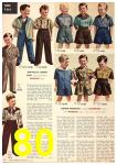 1949 Sears Spring Summer Catalog, Page 80