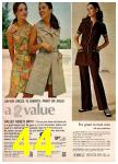 1972 Montgomery Ward Spring Summer Catalog, Page 44
