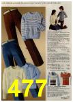 1979 Sears Fall Winter Catalog, Page 477