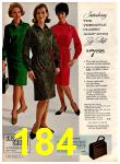 1966 Montgomery Ward Fall Winter Catalog, Page 184