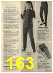 1968 Sears Fall Winter Catalog, Page 163