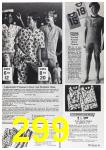 1972 Sears Spring Summer Catalog, Page 299