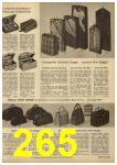 1961 Sears Spring Summer Catalog, Page 265