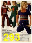 1972 Sears Fall Winter Catalog, Page 293