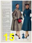 1956 Sears Fall Winter Catalog, Page 15