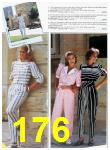 1985 Sears Spring Summer Catalog, Page 176