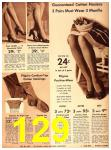 1942 Sears Spring Summer Catalog, Page 129