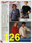 1986 Sears Fall Winter Catalog, Page 126