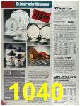 1986 Sears Fall Winter Catalog, Page 1040