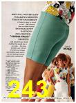 1969 Sears Spring Summer Catalog, Page 243