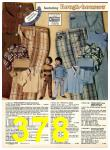 1977 Sears Fall Winter Catalog, Page 378