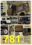 1980 Sears Fall Winter Catalog, Page 781