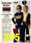 1975 Sears Fall Winter Catalog, Page 295